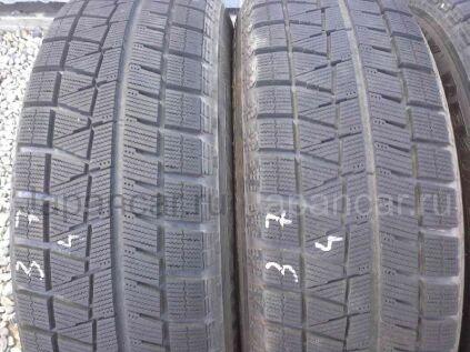 Зимние шины Bridgestone Blizzak revo gz 215/65 16 дюймов б/у во Владивостоке