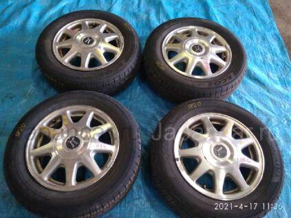 Летниe колеса Yokohama Bluearth ecos es31 195/65 15 дюймов Toyota вылет 5 мм. б/у в Барнауле