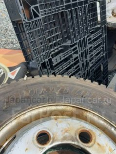 Всесезонные колеса Dunlop Dectes sp001 225/80 175 дюймов Япония б/у во Владивостоке