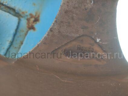 Диски 16 дюймов Honda ширина 6.5 дюймов вылет 55 мм. б/у в Новосибирске