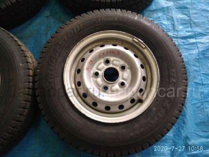 Зимние колеса Bridgestone Blizzak vl1 165/- 13 дюймов Toyota б/у в Барнауле