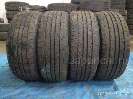Летниe шины Dunlop Enasave ec203 205/55 16 дюймов б/у в Барнауле