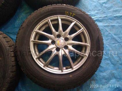 Зимние колеса Dunlop Dsx-2 195/65 15 дюймов Leben вылет 5 мм. б/у в Барнауле