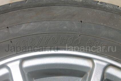 Летниe колеса Япония Yokohama s73 165/70 14 дюймов б/у во Владивостоке