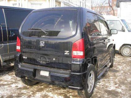 Honda Z 2001 года во Владивостоке