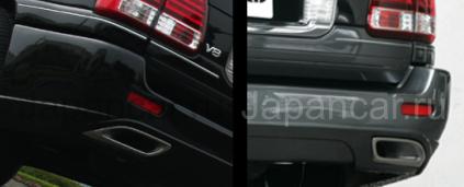 Накладки кузова на Toyota Land Cruiser 100 во Владивостоке