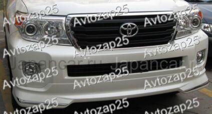 Комплект аэрообвесов на Toyota Land Cruiser во Владивостоке