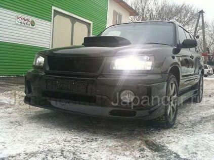 Воздухозаборник на Subaru Forester в Новосибирске