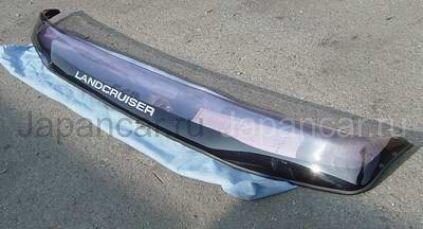 Дефлекторы, ветровики на Toyota Land Cruiser во Владивостоке