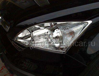 Накладки на фары на Honda CR-V в Уссурийске
