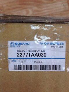 Информационное устройство на Subaru в Красноярске