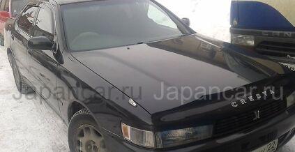 Защита на оптику на Toyota Cresta в Барнауле