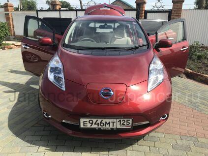 Nissan Leaf 2012 года в Уссурийске