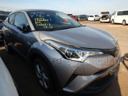 Toyota C-HR 2017 года в Находке