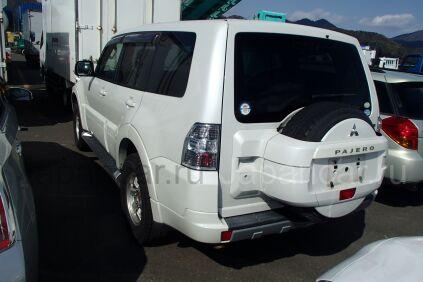 Mitsubishi Pajero 2007 года во Владивостоке