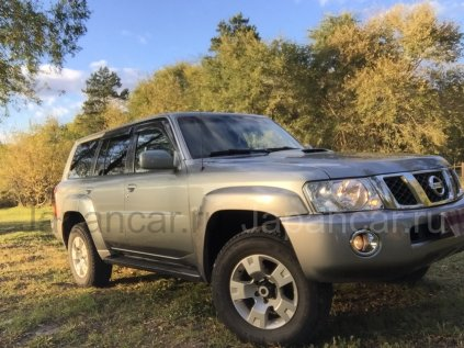 Nissan Patrol 2005 года в Уссурийске