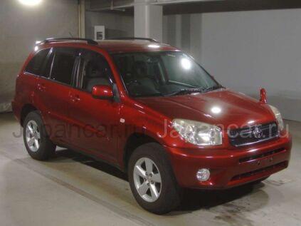 Toyota RAV4 2005 года во Владивостоке