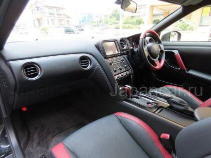 Nissan GT-R 2015 года во Владивостоке