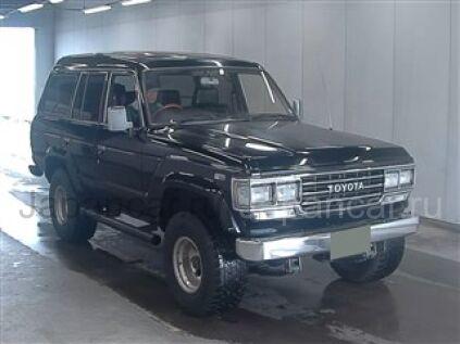Toyota Land Cruiser 1989 года во Владивостоке