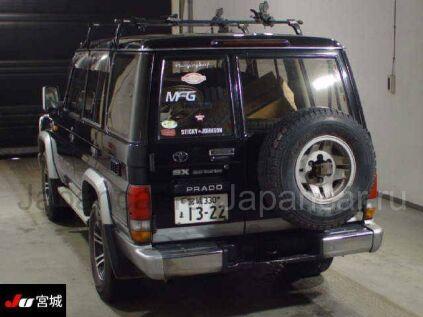 Toyota Land Cruiser Prado 1995 года во Владивостоке