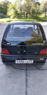 Mitsubishi Minica 1990 года в Спасске-Дальнем