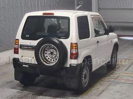 Mitsubishi Pajero Mini 1999 года во Владивостоке