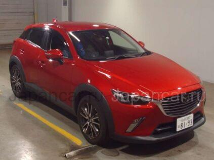 Mazda CX-3 2016 года во Владивостоке