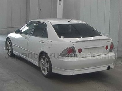 Toyota Altezza 2005 года во Владивостоке