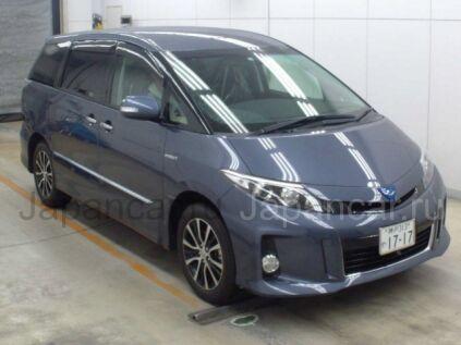 Toyota Estima Hybrid 2016 года во Владивостоке