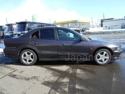 Mitsubishi Galant 1997 года в Японии