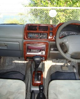 Suzuki Jimny Wide 2000 года в Благовещенске