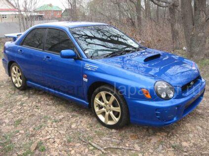 Subaru Impreza WRX 2001 года в Липецке