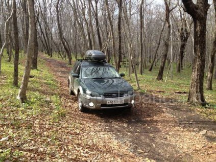 Subaru Outback 2004 года во Владивостоке