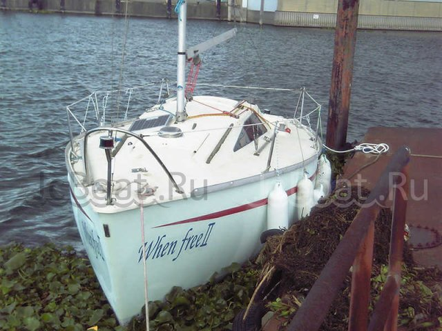 яхта моторная YAMAHA 21CEX 1988 года