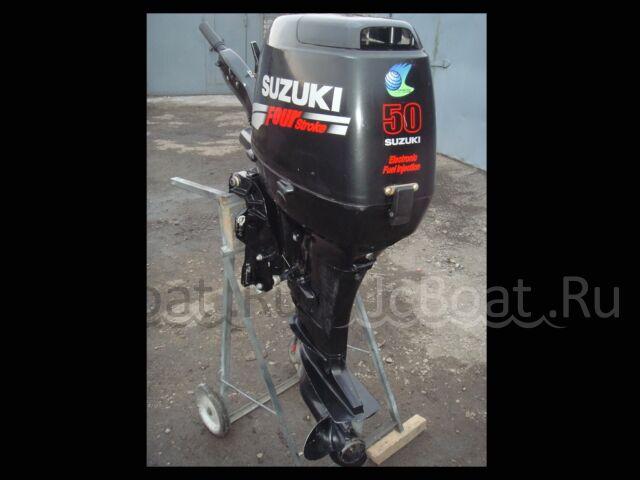 мотор подвесной SUZUKI FOUR STROKE,EFI 2003 года