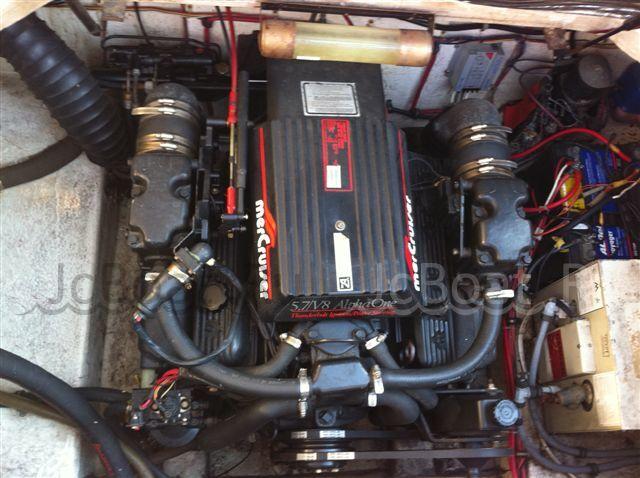мотор стационарный MERCRUISER 5.7 1993 года