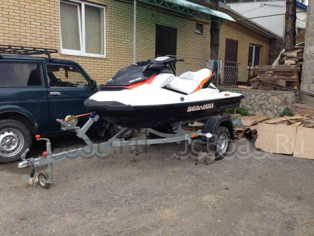 водный мотоцикл BOMBARDIER GTI 130 2012 года