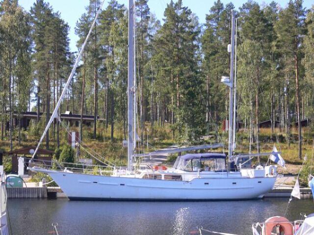 яхта парусная IRWIN 52 1980 года