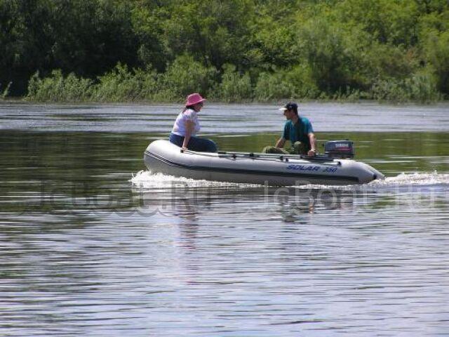 лодка резиновая YAMAHA SOLAR 350 2005 года