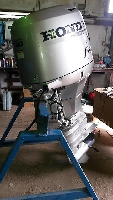 мотор подвесной HONDA BF130 2004 года