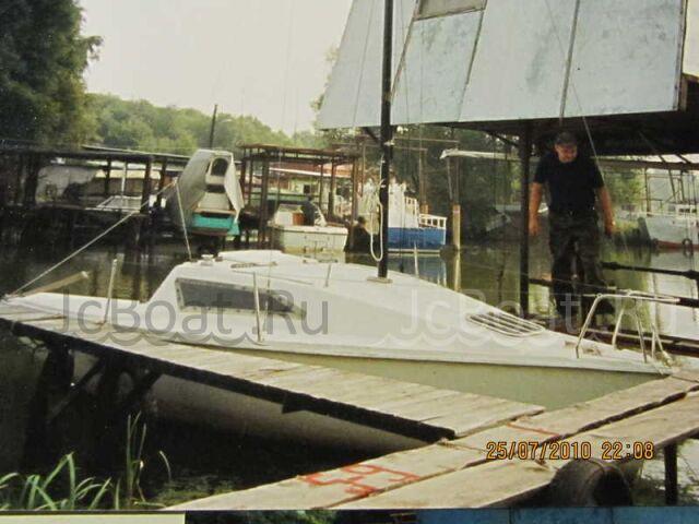 яхта парусная ЛИДЕР яхта класса Микро 1991 года