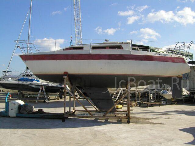 яхта парусная 1989 года