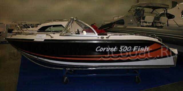 катер CORVETTE Корвет 500 FISH 2017 года