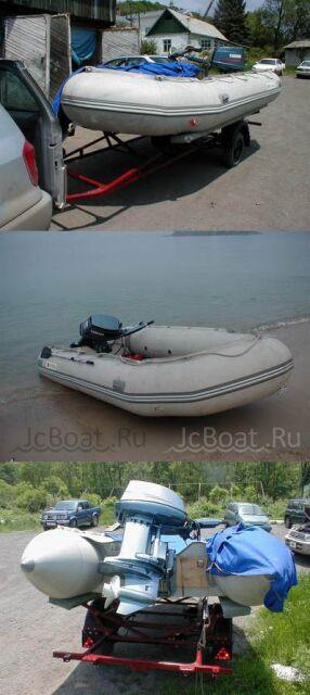 лодка пластиковая г/п 1250т 1998 года