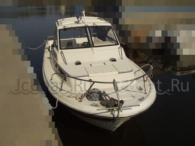 лодка пластиковая YAMAHA FISH 26-ДИЗЕЛЬ 1990 года