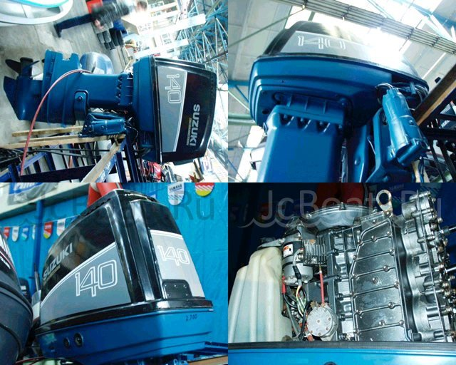 мотор подвесной SUZUKI 1990 года