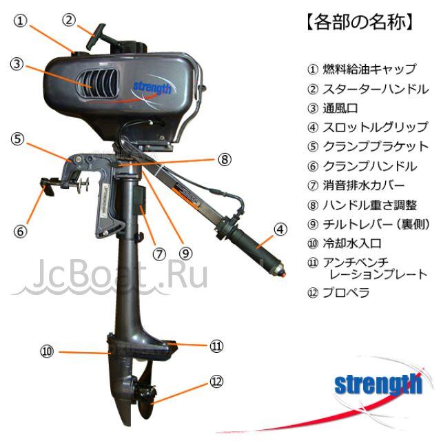 мотор подвесной STRENGTH 2010 года