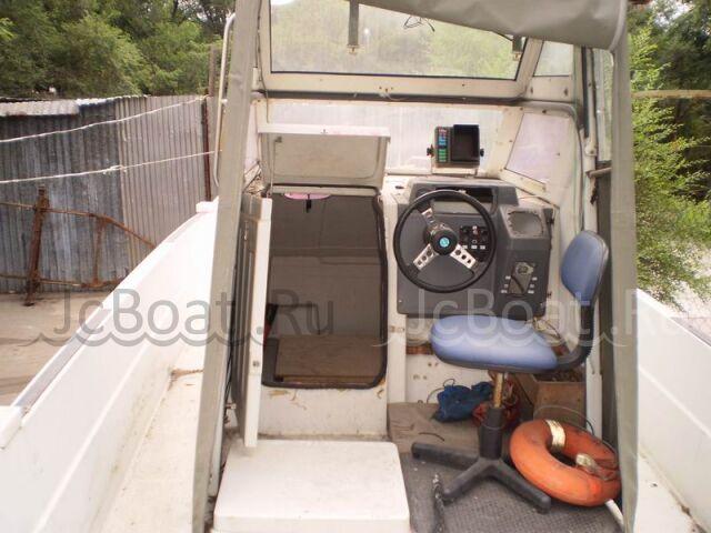 катер YANMAR FX-22 Рыболовный 22 фута 1989 года