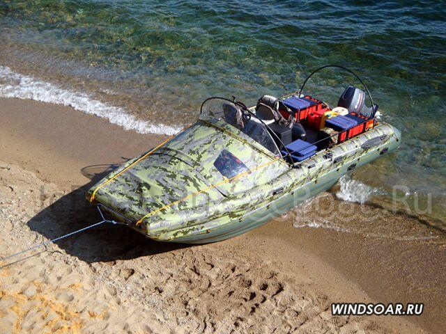 катер Катер-тримаран GESER K600 2011 года