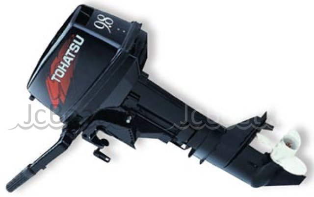 мотор подвесной TOHATSU M 9.8 B S 2012 года